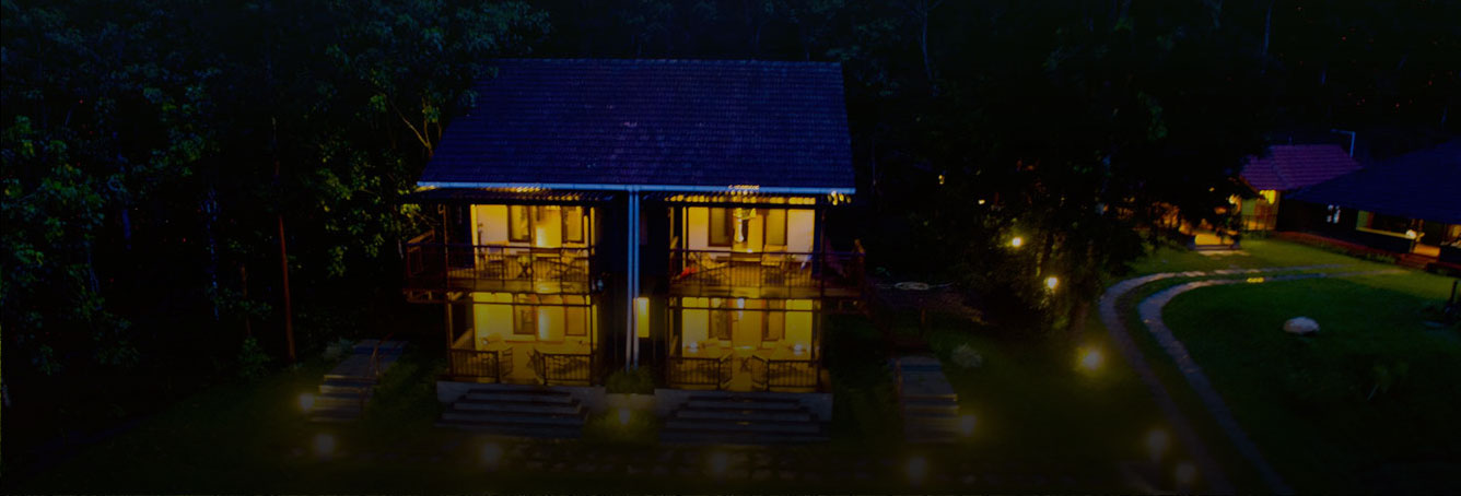 Vayal Veedu, Luxury of a diffrent kind, luxury farm villas by the woods, Muthanga